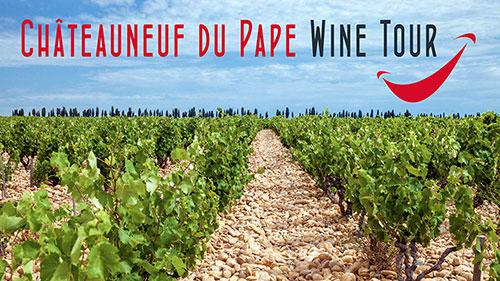 châteauneuf du pape wine tour