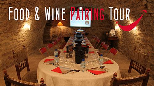 food wine pairing châteauneuf-du-pape wine tour
