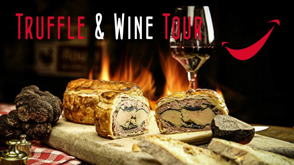 Truffle and wine tour